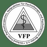 Logo VFP - Hypnose Praxis in Freiburg Praxis Perspektive ist VFP zertifiziert